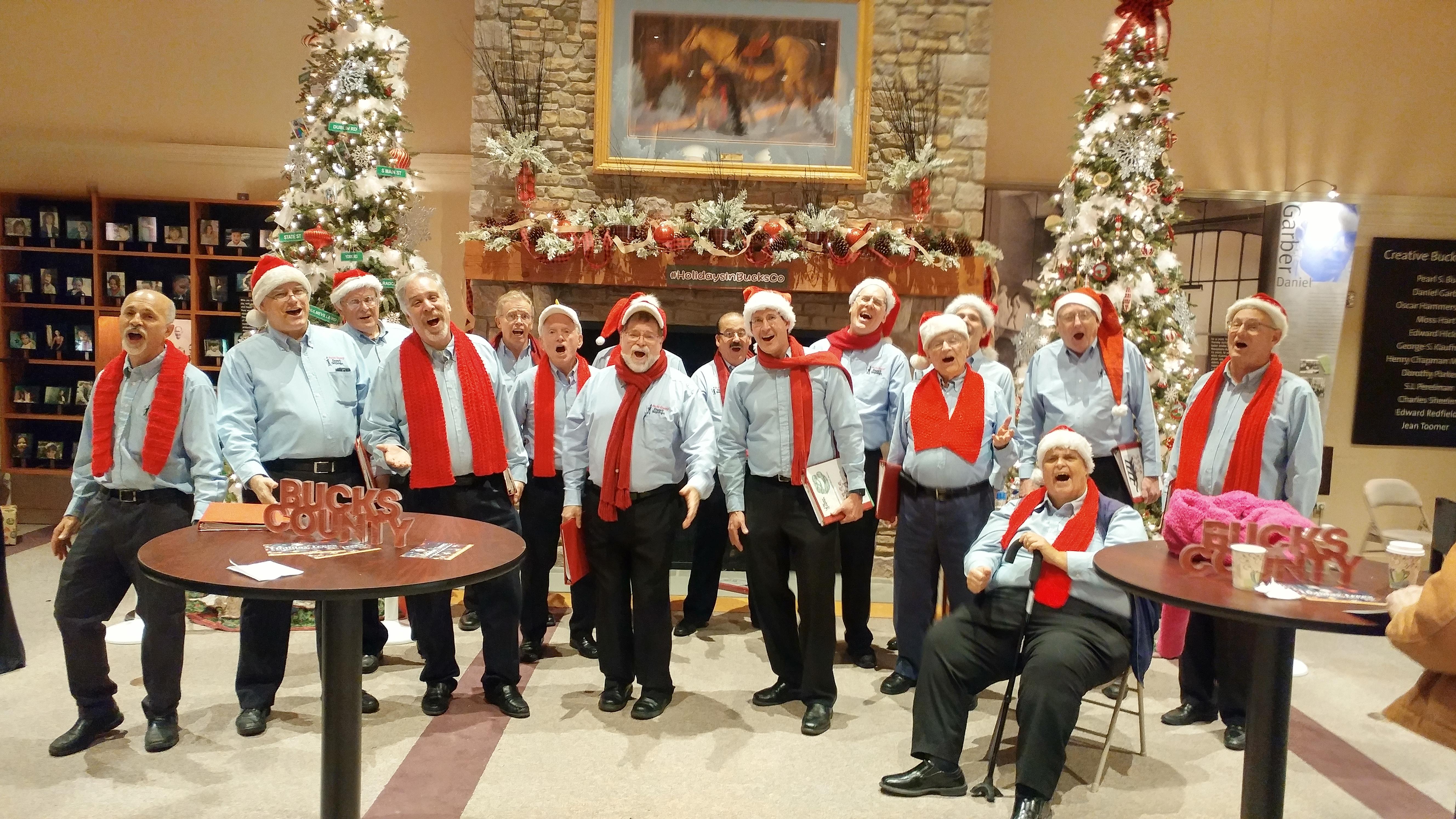 We sing in all seasons!
